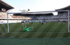 Ceppelini nu a reușit să marcheze nici de la punctul cu var și Universitatea Cluj a mai făcut un pas spre Liga a II-a / foto: Dan Bodea