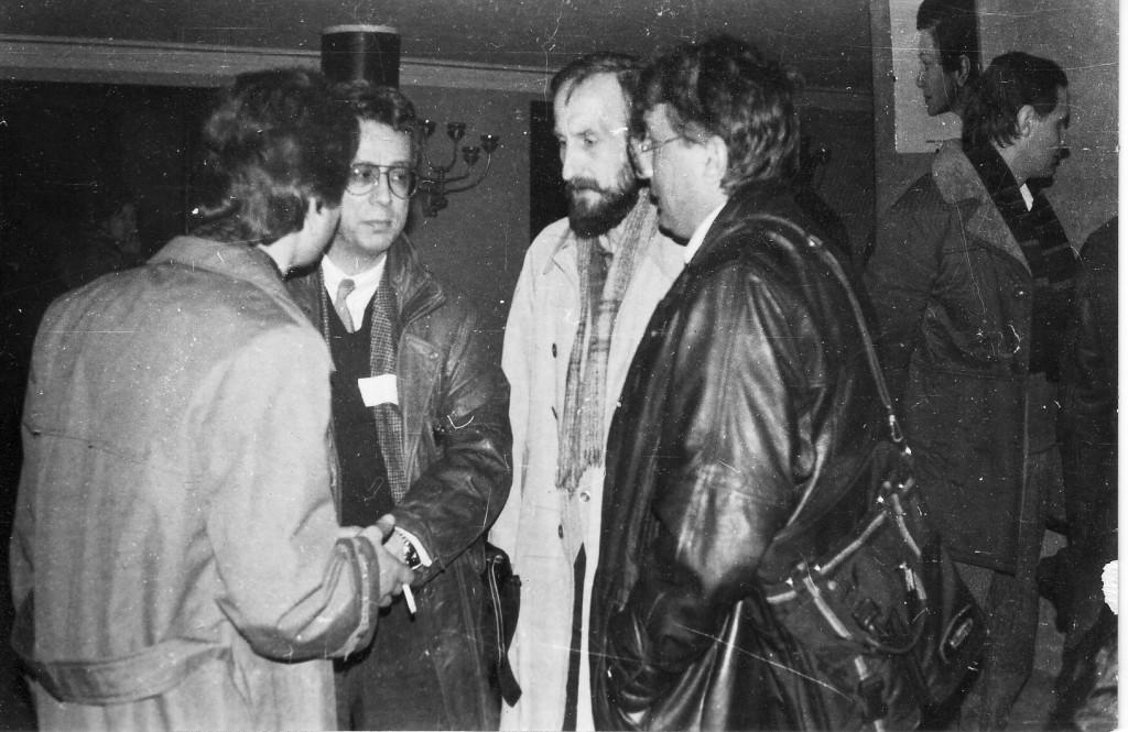 La 11 martie 1990,   în cadrul mitingului din centrul oraşului,   Proclamaţia de la Timişoara a fost citită de George Şerban,   autorul său,   cel care a scris acest document în numele timişorenilor care au luptat pentru libertate.