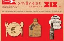 Asociaţia Clujul de altădată organizează o expoziție de reclame de secol XIX la ICR București