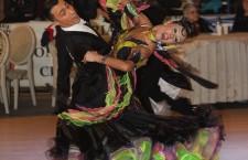 Câteva mişcări verbale cu Alina Petre (sora lui Mihai Petre),   cea mai bună dansatoare româncă din topul mondial