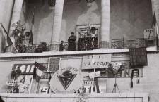 """Pe 11 martie 2015 se împlinesc 25 de ani de la redactarea """"Proclamaţiei de la Timişoara"""", care a fost adoptată a doua zi."""