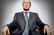 """Vladimir Putin a fost desemnat """"Omul anului 2007"""" de revista americană """"Time"""",   pentru """"pricepere extraordinară de lider,   pentru preluarea unei ţări care se afla în haos şi căreia i-a adus stabilitate""""."""