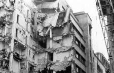 În Bucureşti s-au prăbuşit atunci o mulţime de clădiri. În centru au dispărut blocurile Scala,   Continental-Colonadelor,   Dunărea,   Casata,   Nestor ş.a. Din cele 33 de clădiri înalte prăbuşite atunci,   28 erau construite înainte de 1940.