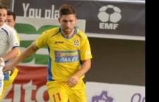 Clujeanul Cosmin Crăciun s-a calificat cu echipa României în sferturile de finală ale Cupei Mondiale de minifotbal