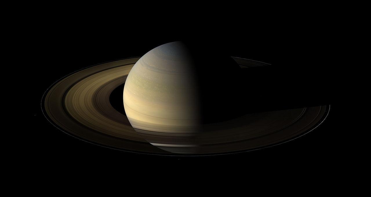 echinoctiu Saturn