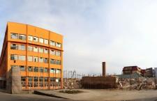 Fosta flacără Flacăra va fi amenajată ca noul sediu iQuest / Foto: Dan Bodea
