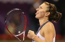 Simona Halep a beneficiat de abandonul Serenei Williams și va juca finala turneului de la Indian Wells contra sârboaicei Jelena Jankovic