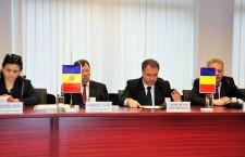 Înfrăţire între fraţi. Moldoveanul Hînceşti e frate cu clujeanul