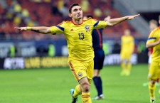 Claudiu Keşeru a fost omul potrivit la locul potrivit, în minutul 21 al meciului cu Insulele Feroe