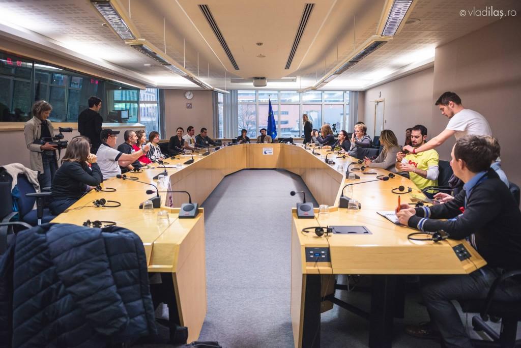 Alexandru Popescu a ajuns la Parlamentul European