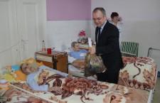 Boc vrea să construiască un nou azil pentru vârstnici la Cluj,   pe fonduri europene.