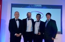 Un nou premiu pentru clujenii de la LIFE IS HARD la  European IT&Software Excellence Awards 2015