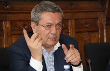 Ministrul Transporturilor, Ioan Rus / Foto: Dan Bodea