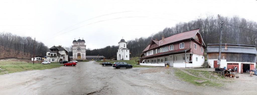 Mănăstirea de suflet a Clujului / Foto: Dan Bodea