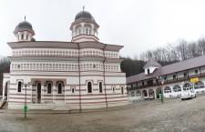 Mănăstirea din Florești / Foto: Dan Bodea