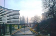 """Poarta """"buclucașă"""" / Foto: Adrian Dohotaru"""