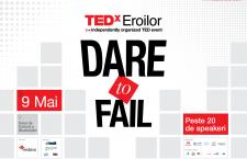 Cel mai mare eveniment TEDxEroilor,   în luna mai,   la Cluj