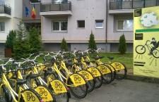 30 de biciclete sunt puse gratuit la dispoziția studențiilor din Cluj.
