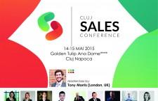 La Cluj Sales Conference aflaţi care sunt cele mai frecvente greşeli pe care le fac oamenii de vânzări şi cum trebuie evitate (P)
