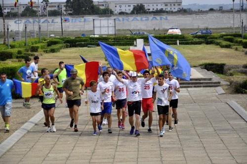 """Maratonul """"Pe aici nu se trece!""""/ Foto: arhiva personală"""
