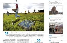 """Nou număr Transilvania Reporter: """"Glasul pământului 2.0"""""""