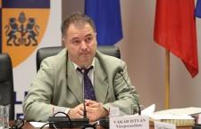 Vákár István,   preşedintele interimar al Consiliului Județean Cluj / Foto: Dan Bodea