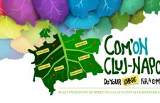 Com`ON Cluj-Napoca. Tinerii mai au la dispoziție o zi pentru a vota proiectele înscrise în competiție