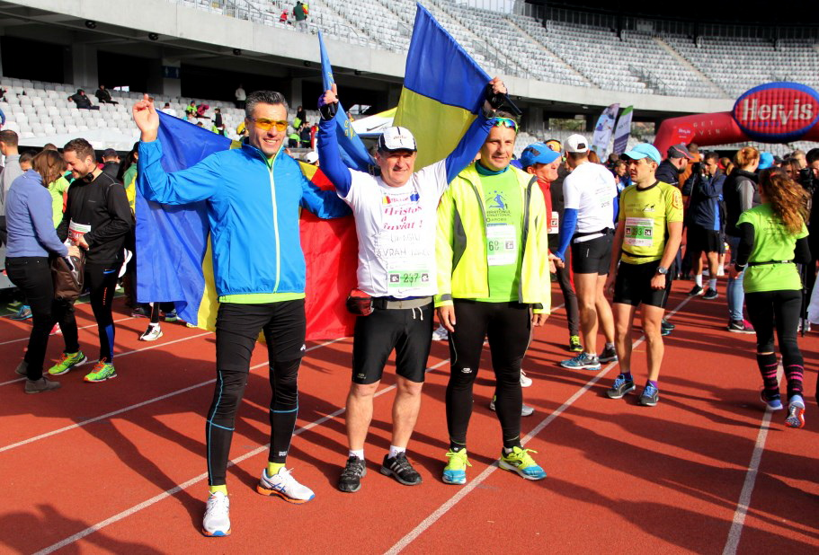 Maratonul Internațional AROBS Cluj-Napoca / Foto: Dan Bodea