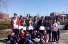Şcoala de matematică din Cluj adună şi înmulţeşte performanţele