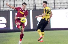 Ionuţ Larie a marcat singurul gol al meciului dintre Astra şi CFR şi clujenii au obţinut prima victorie din 2015