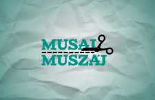 Flashmob Musai-Muszáj: Flori pentru memorandiști