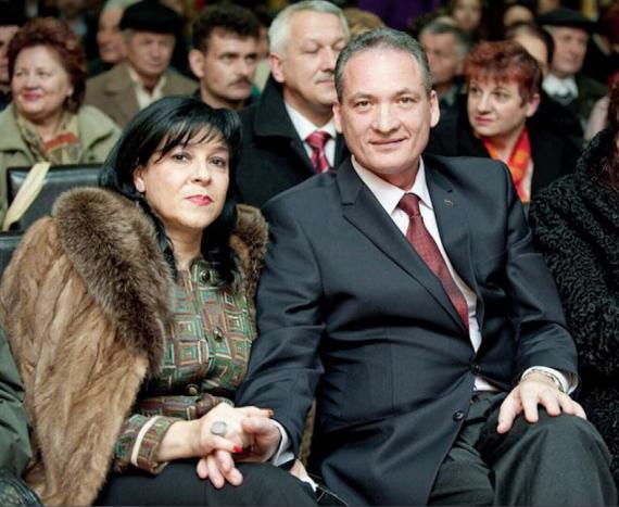 Mihaiela şi Alexandru Cordos