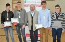Atilla Tokes,   Eugen Balog,   Marcel Man,   Dan Dascăl și Paul Popa/ Foto: adolescentamedia.ro