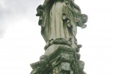 Statuia Sfintei Fecioare Maria / Foto: Dan Bodea