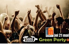PETrecere. Green Party on the Roof, o idee inedită pentru susținerea proiectului Scena Verde