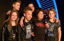 """Șase elevi ai școlii de muzică """"The Beat"""" din Cluj,   în finala concursului Românii au talent"""