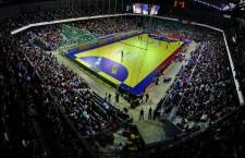 Organizatorii speră ca România – Serbia să se joace cu casa închisă, cum s-a întâmplat și la Trofeul Carpați / Foto: Dan Bodea