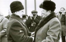 Întrevedere între preşedintele Nicolae Ceauşescu şi preşedintele Iosif Broz Tito,   în timpul vizitei de prietenie în R.S.F. Iugoslavia.(16-17.XI.1978) Cota: 355/1978 http://www.arhivelenationale.ro