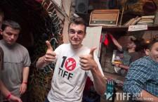 Voluntar la TIFF,   între magie și cinematografie