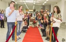 Cititorii clujeni,   VIP-uri pe covorul roșu