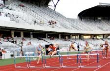 Deși dispune de cea mai bună pistă de atlerism din România, stadionul Cluj Arena nu este pe placul oficialilor FRA (Federația Română de Atletism), aceștia programând doar naționalele de juniori III la Cluj-Napoca / Foto: Dan Bodea
