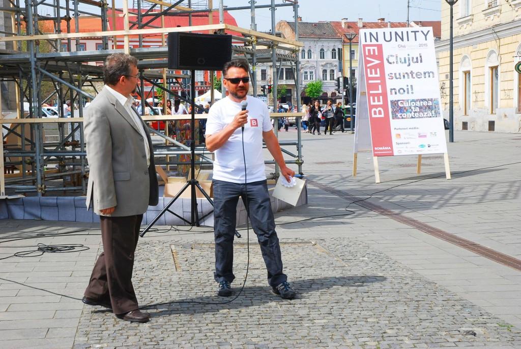 Believe in Unity,   Cluj (2)
