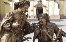 Campionii mondiali ai statuilor vivante și spectacole stradale din toată Europa,   la Man.In.Fest 2015