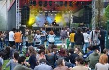 Concertele în aer liber au animat atmosfera în cea de-a doua parte a zilei / Foto: Maria Man