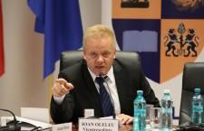 Ioan Oleleu şi-a dat demisia din funcţia vicepreşedinte al Consiliului Judeţean Cluj / Foto: Dan Bodea