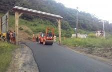 Drumul de la Floreşti la Mănăstirea Tăuţi,   asfaltat într-o săptămână