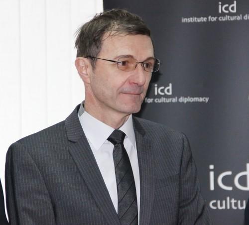 Academicianul Ioan Aurel Pop / Foto: Dan Bodea