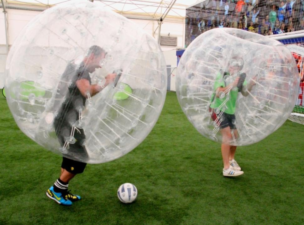 LollyBoom - Fotbal in balon