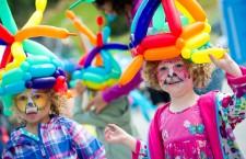 Clujenii sărbătoresc copilăria în cadrul Festivalului Lolly Boom