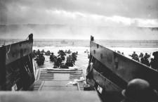 Ziua Z: Debarcarea din Normandia,   6 iunie 1944. Începutul sfârşitului celui de-al Doilea Război Mondial.